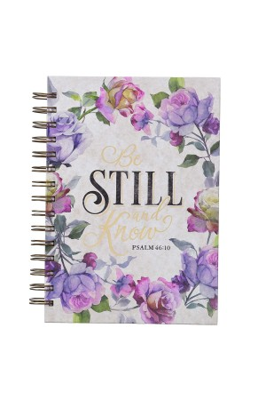 Jurnal - Be still and know
