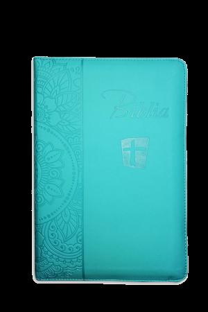 Biblia Noua Traducere Românească - turcoaz - ediția 2019