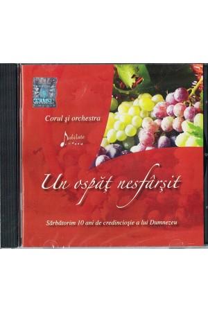 CD - Un ospăț nesfârșit