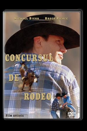 Concursul de Rodeo - DVD - film artistic