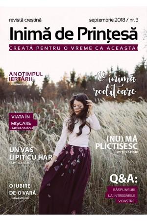 Revistă creștină Inimă de Prințesă - Nr. 3 O inimă roditoare