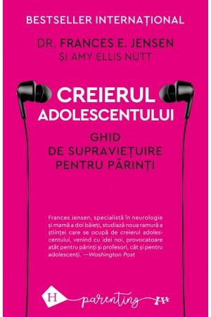 Creierul adolescentului: Ghid de supraviețuire pentru părinți