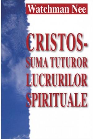 Cristos - suma tuturor lucrurilor