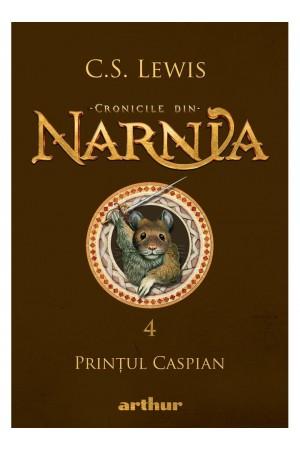 Cronicile din Narnia IV. Prințul Caspian