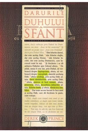 Darurile Duhului Sfânt