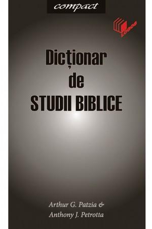 Dicționar de studii biblice