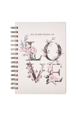 Jurnal - Do everything in LOVE