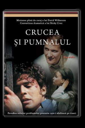 Crucea și pumnalul - DVD - film artistic
