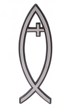 Emblemă auto - cruce - E 02