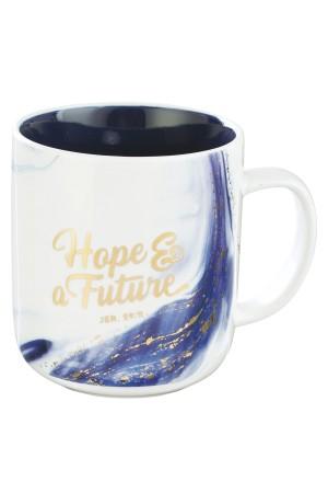 Cană ceramică -- Hope & a Future
