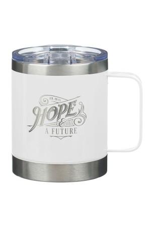 Cană termos din inox - Hope & a Future