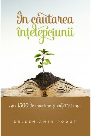In cautarea intelepciunii - Beni Podut-front cover