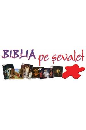 Joc - Biblia pe şevalet