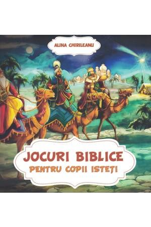 Jocuri biblice pentru copii isteți