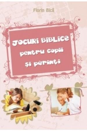 Jocuri biblice pentru copii și părinți