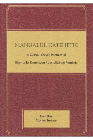 Manual catehetic al Cultului Creștin Penticostal