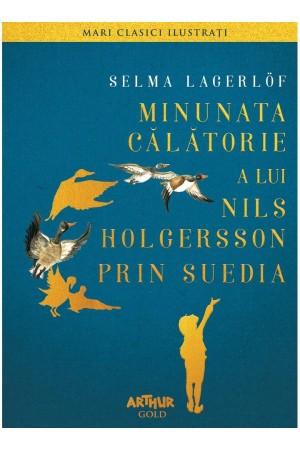 Minunata călătorie a lui Nils Holgersson prin Suedia