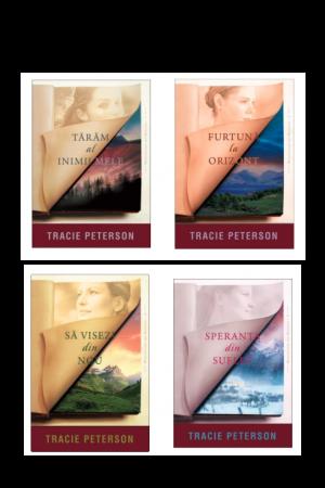SERIA Moștenitorii din Montana -- 4 volume