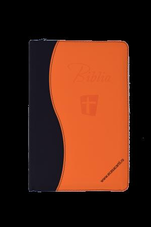 Biblia Noua Traducere Românească - portocaliu - ediția 2019