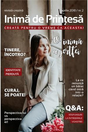 Revistă creștină Inimă de Prințesă - Nr. 2 O inimă a jertfei