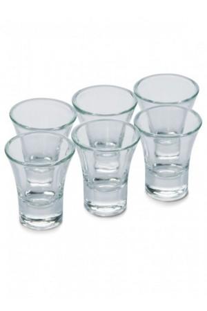 Set de pahare pentru Cina Domnului - din sticlă