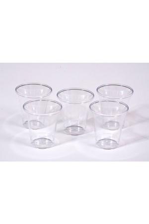 Set de pahare pentru Cina Domnului - din plastic