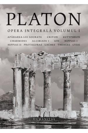 Platon, Opera integrală, Volumul I