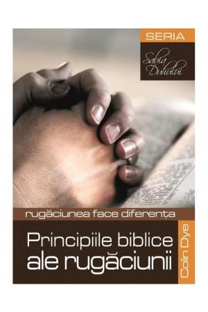 Principiile biblice ale rugăciunii