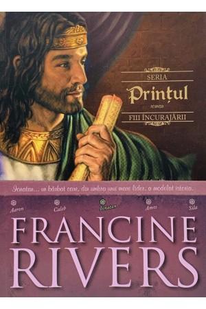 """Prințul - Ionatan -- seria """"Fiii încurajării"""", vol. 3"""