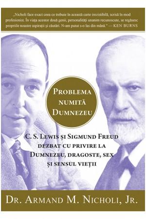 Problema numita Dumnezeu-C.S. Lewis-Freud-front cover