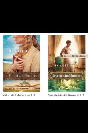 SERIA Valuri de îndurare -- 2 volume