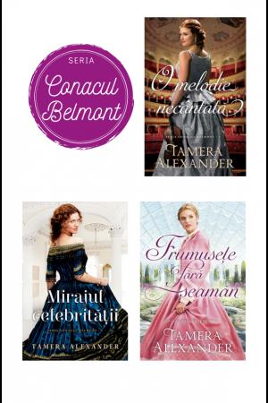 Seria Conacul Belmont - 3 volume