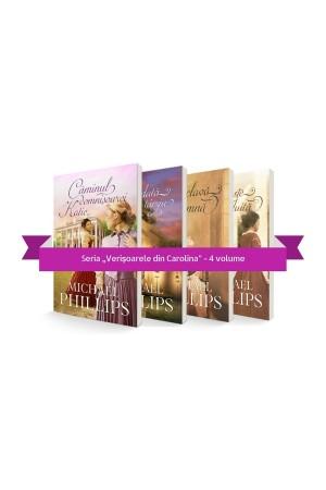 SERIA Verișoarele din Carolina - 4 volume