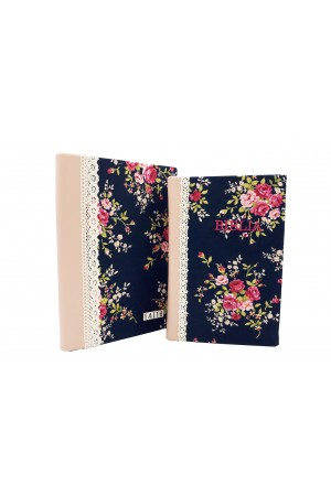 Set Biblie + jurnal handmade - model 5
