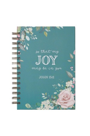 Jurnal - So that my joy may be in you