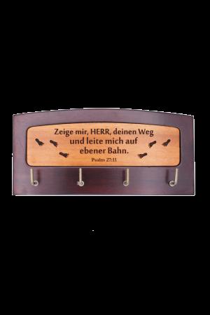 Suport pentru chei - Zeige mir, Herr, deinen Weg - GBK03-790D