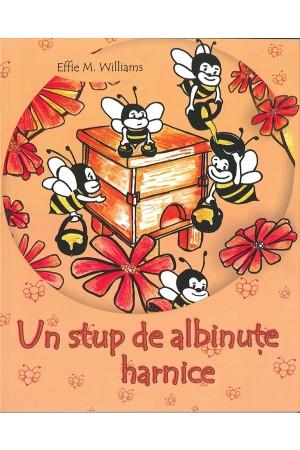 Un stup de albinuțe harnice