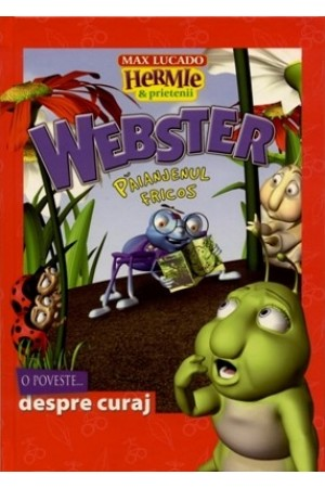 Hermie - Webster, păianjenul fricos