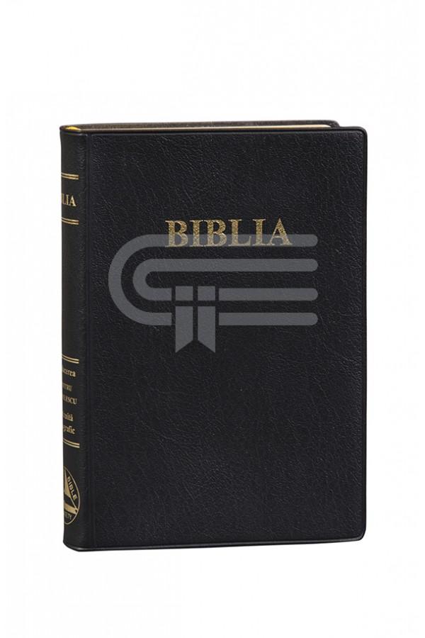 Biblia 052CF auriu - cu index de căutare