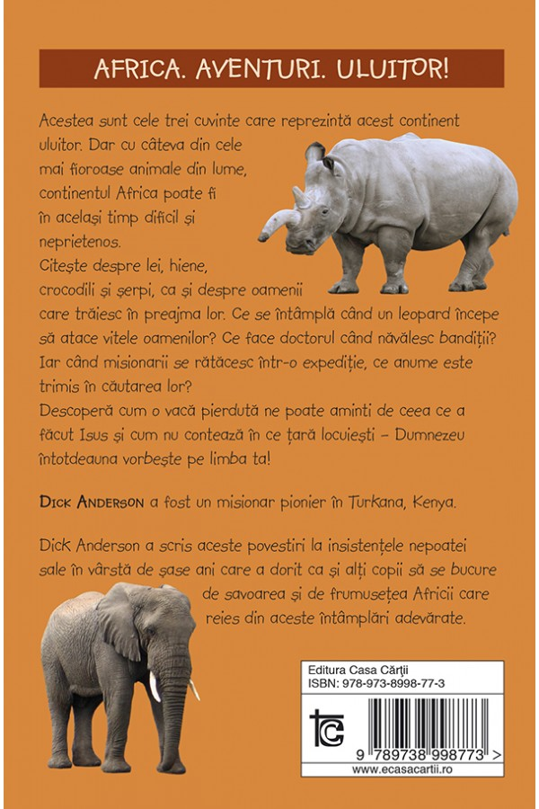 Aventuri în Africa