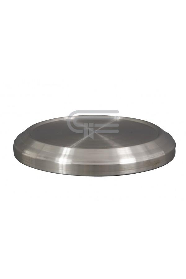 Bază pentru farfuriile cu pâine - MODEL 1 - argintiu mat