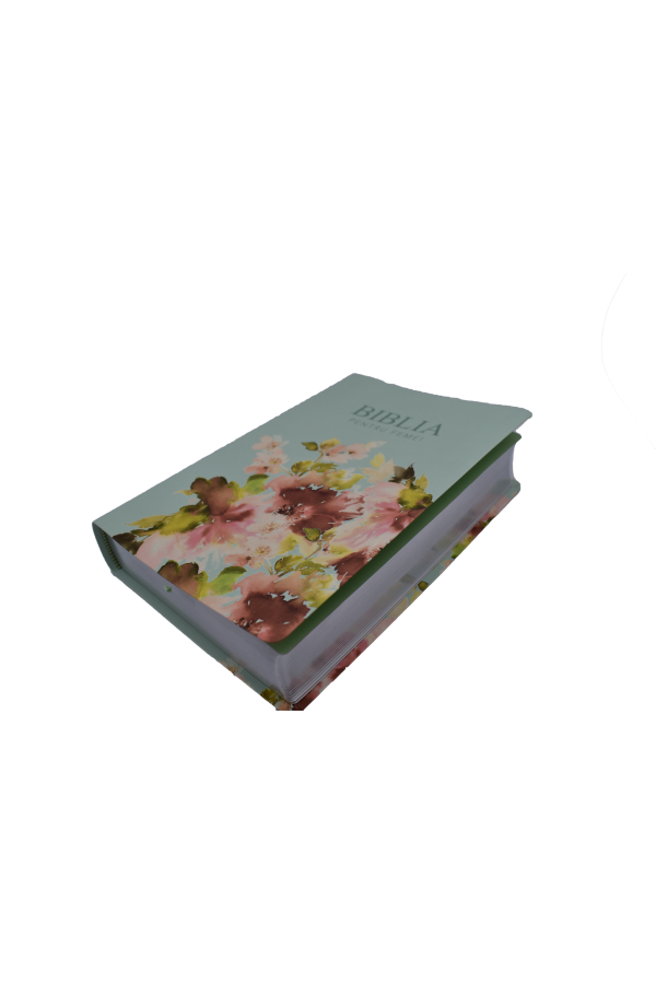 Biblia pentru femei - turcoaz, mare