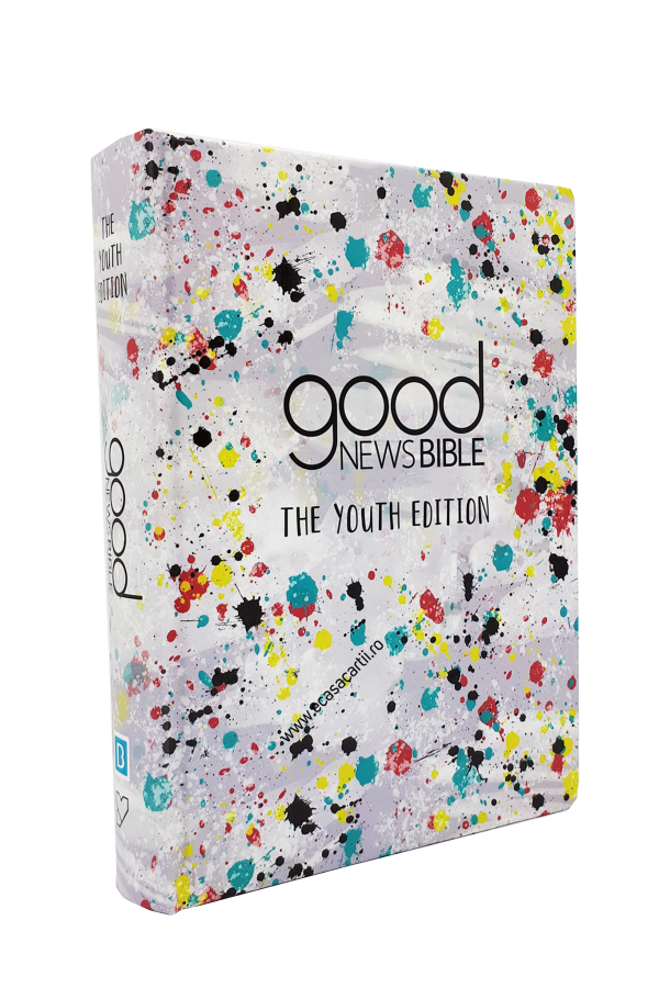 Biblia pentru tineri - Good News Bible - Youth edition