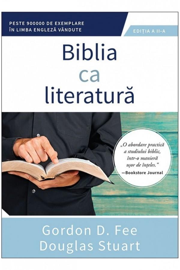 Biblia ca literatură - ediția a II-a