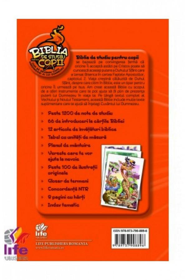 Biblia de studiu pentru copii-flexibila-back cover
