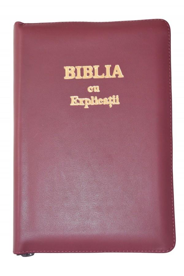 Biblia - ediție de lux 077 PF - auriu - format MARE