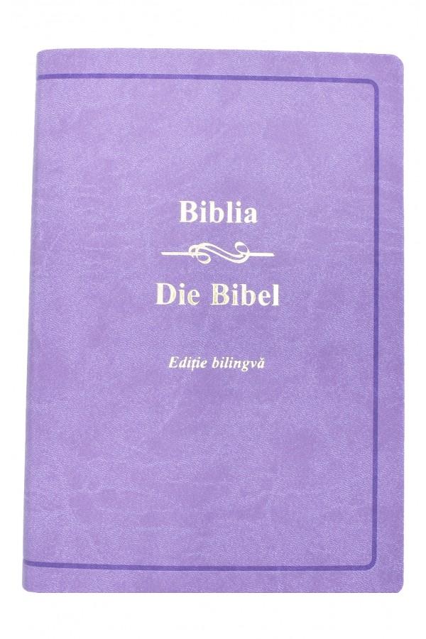 Biblia - ediție bilingvă română-germană