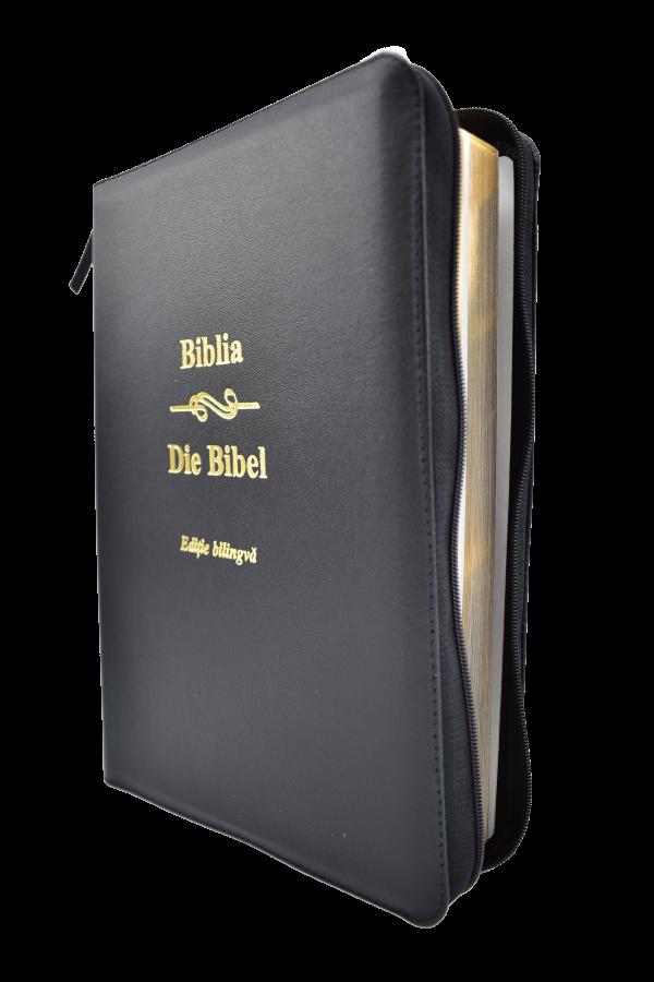 Biblie - ediție bilingvă română-germană - PF