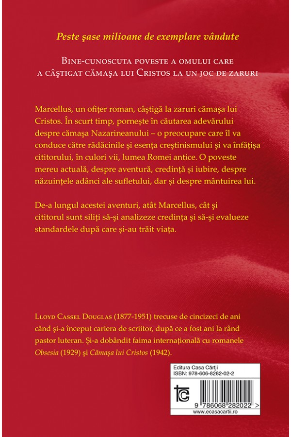Camasa lui Cristos - Lloyd C. Douglas