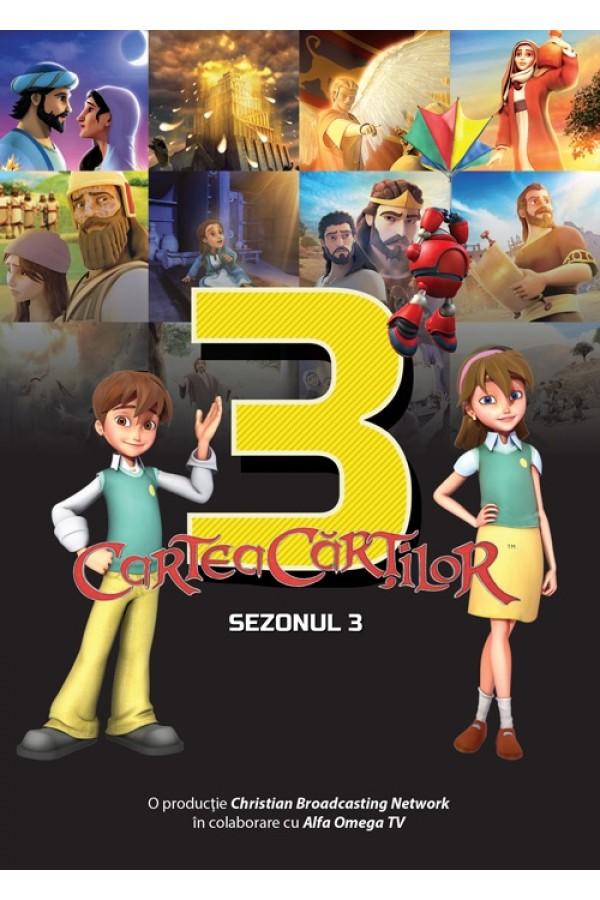 Cartea Cărților - sezonul 3 - desene animate pentru copii